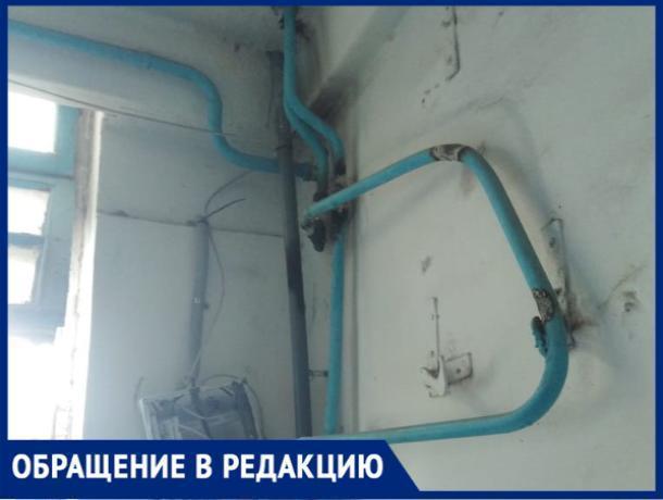 «В подъезде нет ни одного радиатора отопления», - волжанин