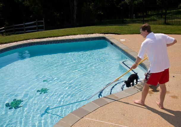 Топ советов от «Блокнота»: как можно почистить бассейн