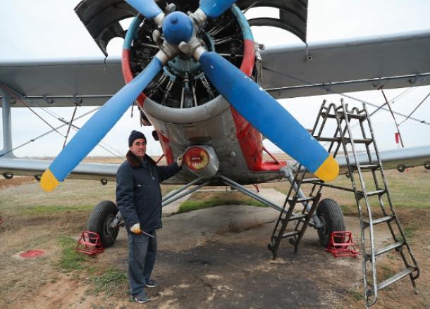 Авиаклуб «Юный ястреб» вновь расправит крылья под Волжским