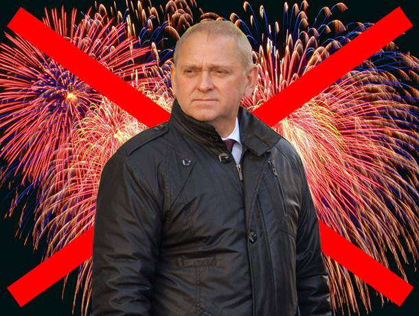 Господин Воронин снова оставил ветеранов Волжского без салюта