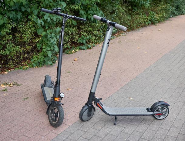 Езда на гироскутерах и электросамокатах будет урегулирована по ПДД