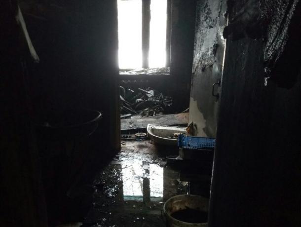 Эксперты установили причину пожара в общежитии в Волжском