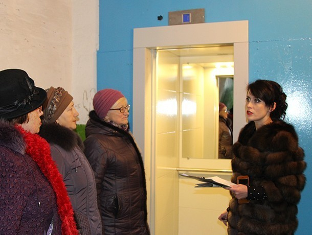 Катайся - не хочу: в «тысячнике» Волжского запустили лифты