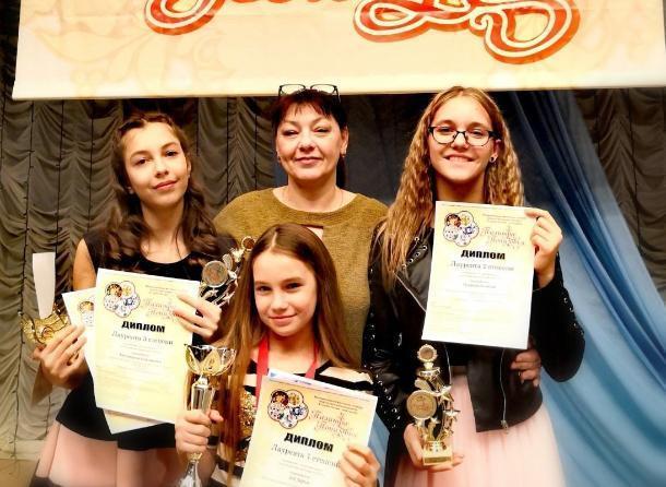 Воспитанники Дворца «ВГС» стали лауреатами международного конкурса
