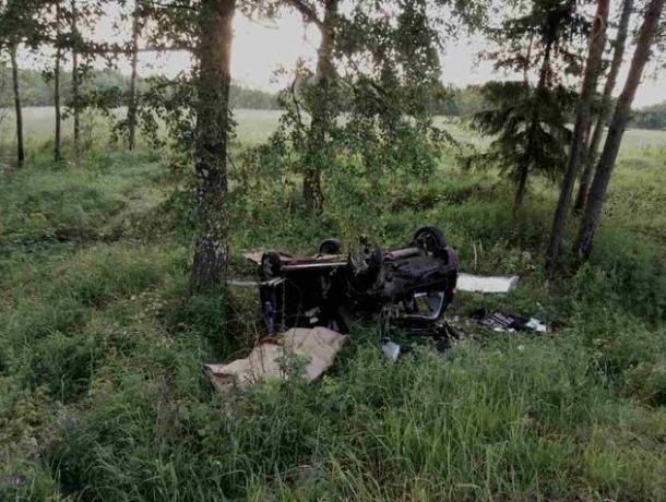 Житель региона погиб в  ДТП с деревом