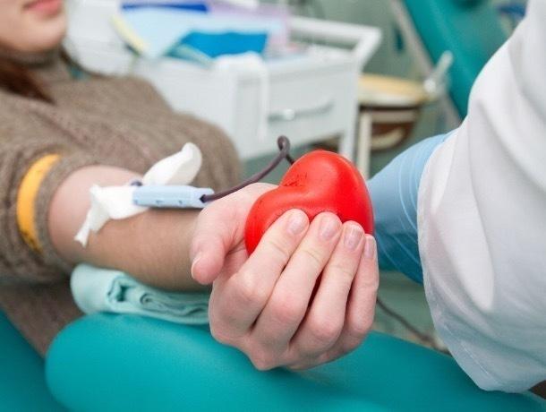 О благих делах доноров крови рассказали студентам в Волжском