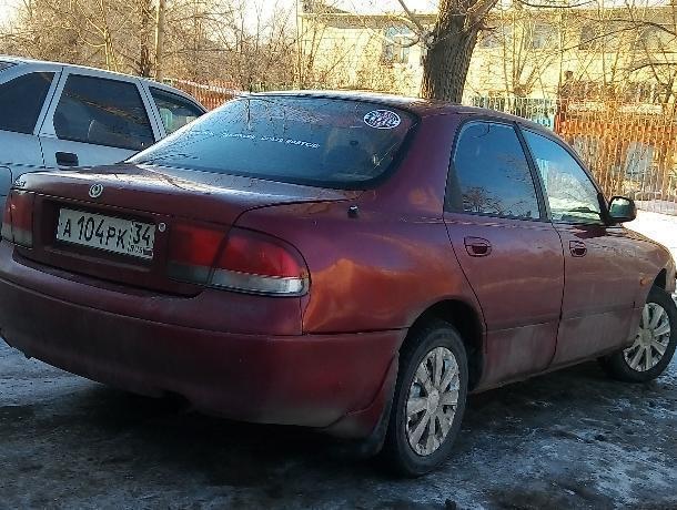 Соседская Mazda «орёт» по ночам и не даёт заснуть, - волжанка
