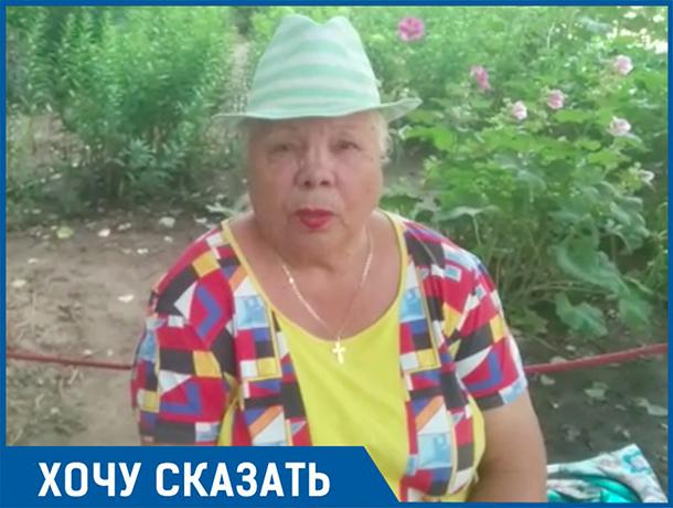 Я против «Единой России» и Воронина, - волжанка