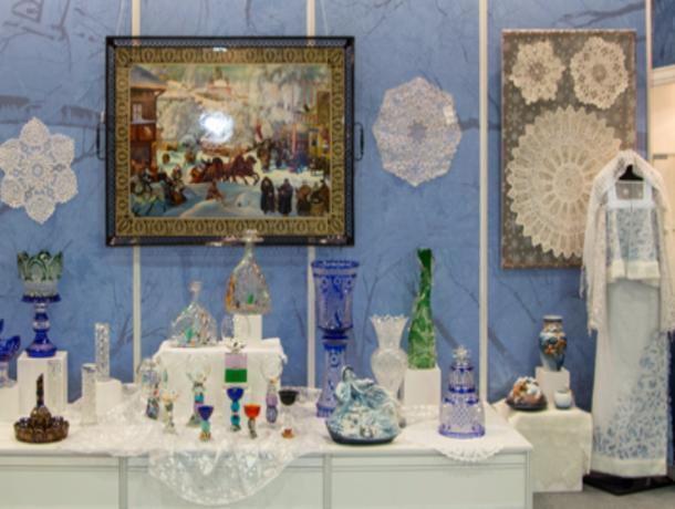 Волжские мастера приняли участие в Московской выставке
