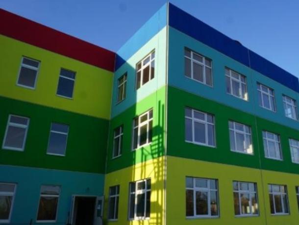 Три новых детских садика в Волжском продолжают обустраивать