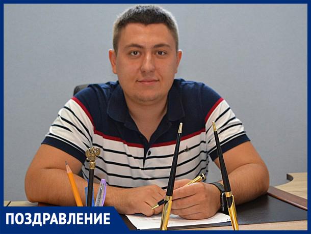 Поздравляем с Днем Рождения замечательного Дмитрия Владимировича