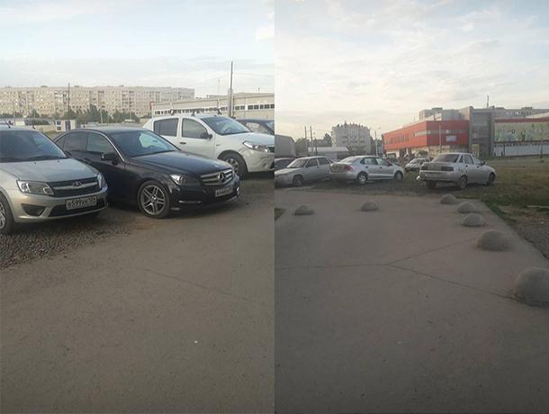 Мужчина отбуксировал чужое припаркованное авто в неизвестном направлении, - волжанка