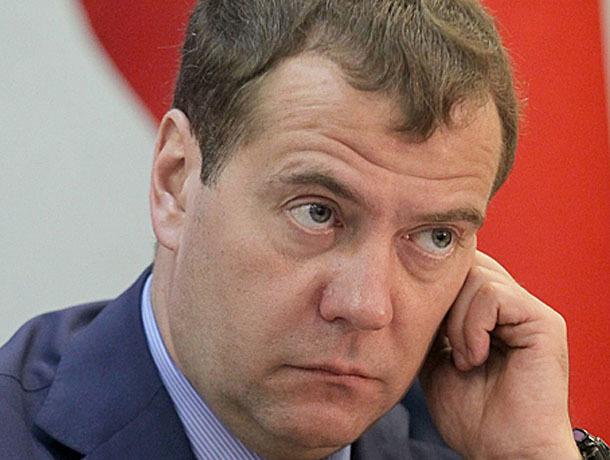 Вбассейне Волги сложилась критическая экологическая ситуация— Медведев