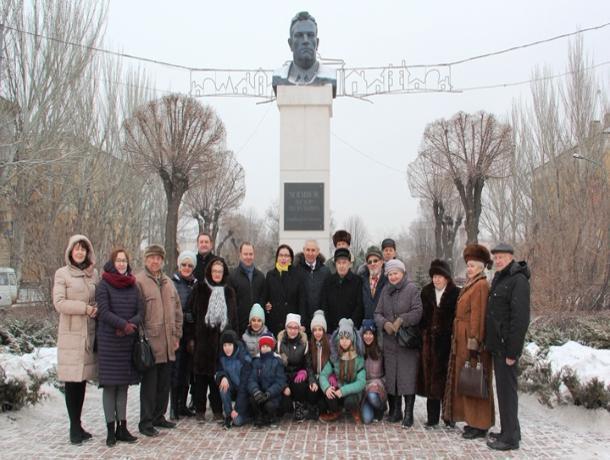 Волжане почтили память человека-легенды Федора Логинова