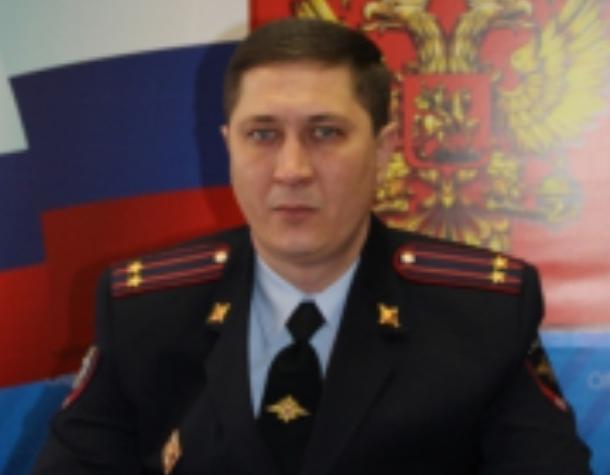 Новый начальник отдела полиции назначен в Волжском