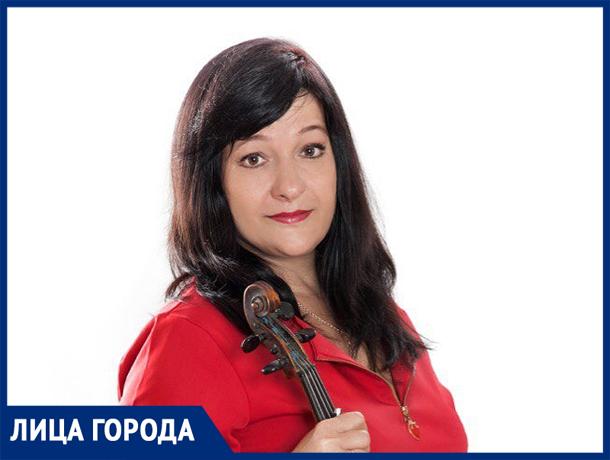 «Когда играю - поет моя душа»,- Светлана Лямцева
