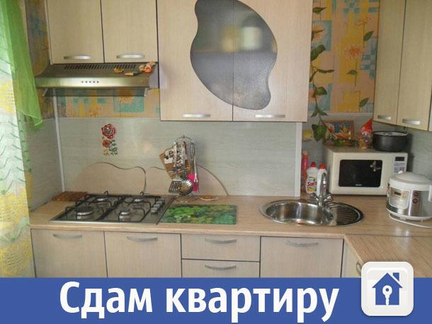 Трехкомнатную квартиру сдадут жильцам в Волжском