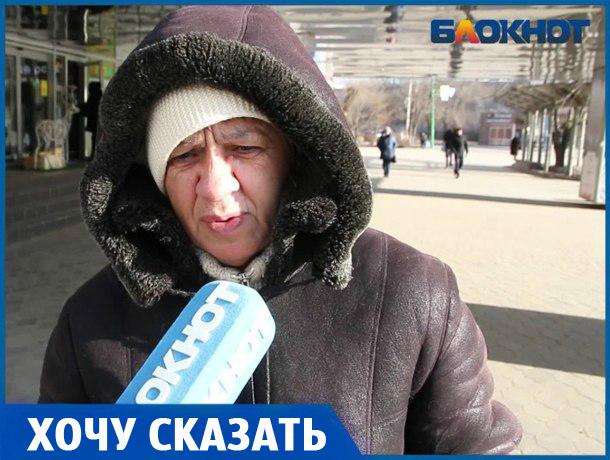 Управляющая компания обнаглела, в домах очень холодно, - волжанка Галина Сучкова