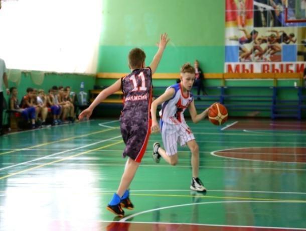Финал турнира по баскетболу определил победителей