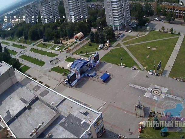В мэрии уже готовятся к празднованию 65-летия Волжского