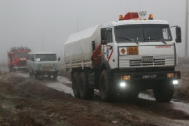 Бомбы обнаружили недалеко от Волжского