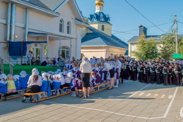 Александро-Невский фестиваль прошел в Волжском