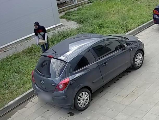 Неизвестный разбил машину волжанки и украл сумку