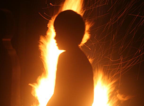 В Волгоградской области продолжают гибнуть дети в пожарах