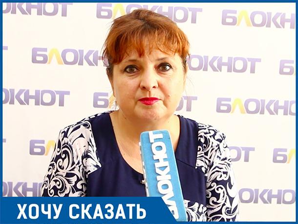 Я хочу, чтобы судьи разобрались в нашей проблеме, - жительница Ленинска