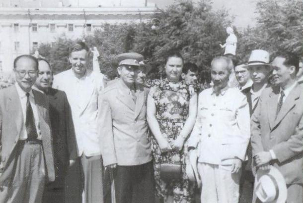 Хо Ши Мин гулял по улицам Волжского