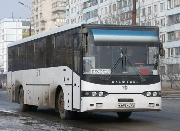 В Волжском изменилось расписание автобусов № 24 и № 123
