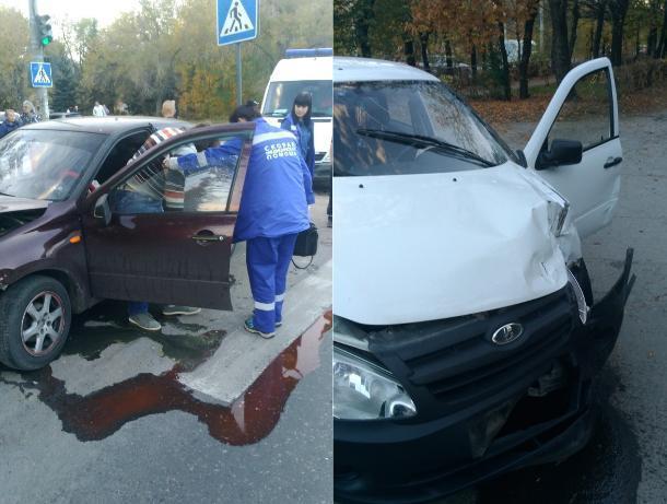 Кровавые ДТП: четыре человека оказались в больнице Волжского