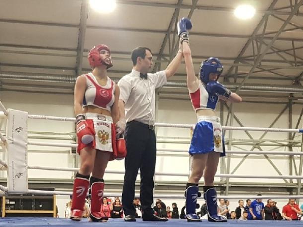 Волжанка Анастасия Чугунова выиграла первенство России по кикбоксингу