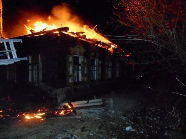 Из-за неисправной печи в Быковском районе погиб мужчина