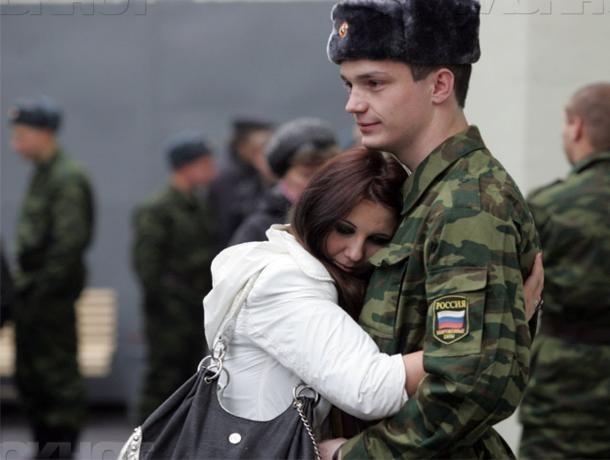 210 волжан решили отправить на службу в армии