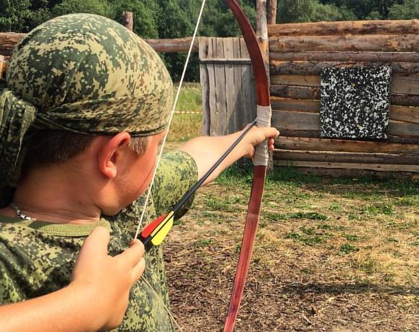 Волжанин стал первым на чемпионате  по стрельбе из лука