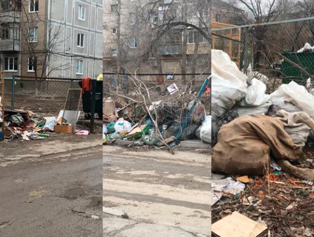 Топ-5 свалок у домов по вине регоператора в Волжском