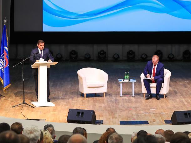 Губернатор региона обсудил судьбу больницы имени Фишера в Волжском