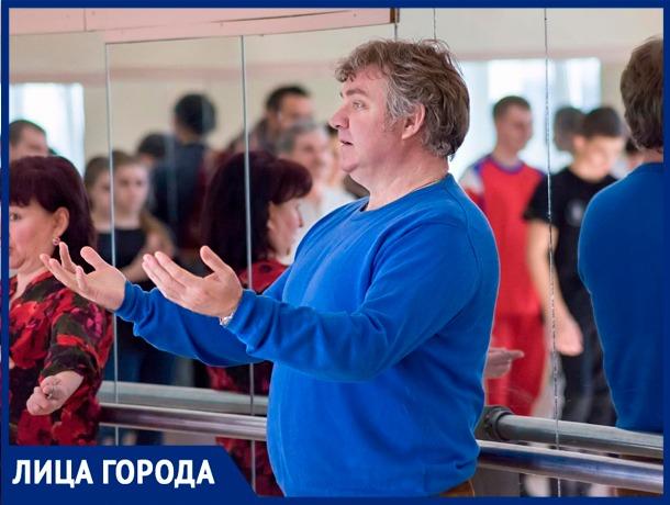 «Работа для меня - это вторая семья», - Андрей Ерохин