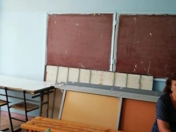 Нашим детям предложили сарай вместо кабинета, - волжанка