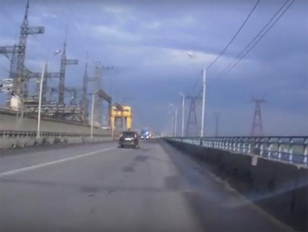 124 миллиона выделено на ремонт дороги через Волжскую ГЭС