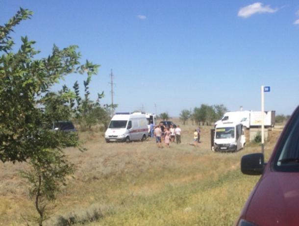 Среди 8 пострадавших в ДТП на Быковской трассе есть двое детей