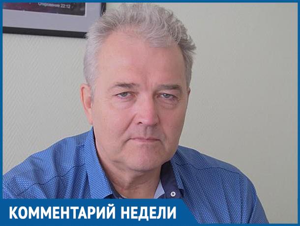 Волжскому нужен не политик, а хозяйственник Воронин, - эксперт