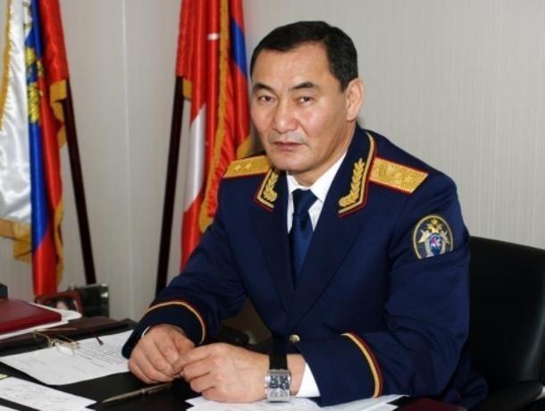 Задержан бывший руководитель СУ СК России по Волгоградской области