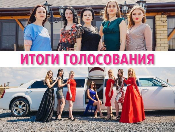 В проекте «Мисс Блокнот Волжский» стало на одну красавицу меньше