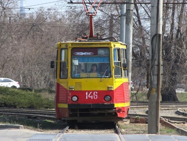 Работу трамваев временно приостановят в Волжском