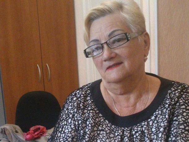 Юбилей отмечает автор краевед Тамара Башлыкова