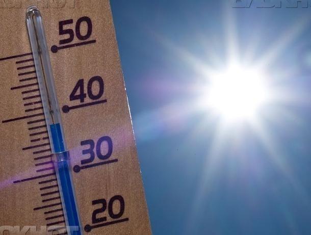 Утомленные солнцем: в Волжский придет жара до +39 градусов