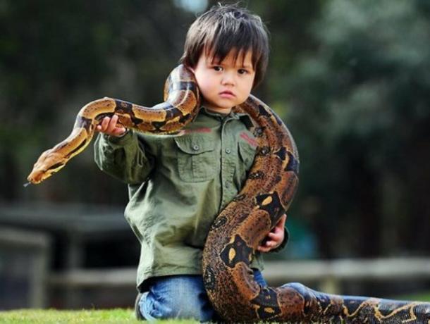 «Вам лучше присесть», - детский психолог