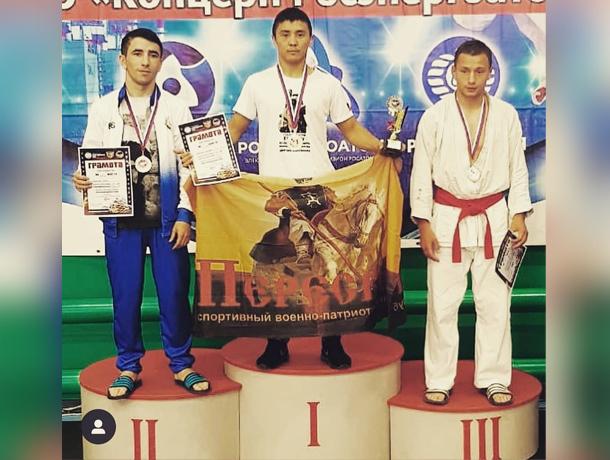Волжанин завоевал титул чемпиона Всероссийского турнира
